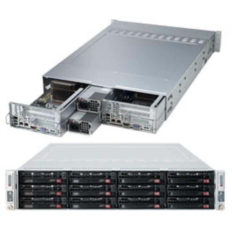 Supermicro supermicro-SYS-6027TR-DTRF+