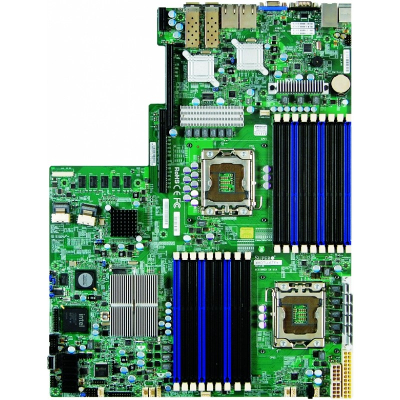 Supermicro MBD-X8DTU-F-O (Single)