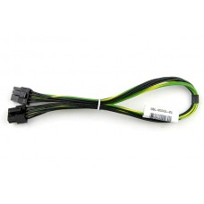 30cm 6+2pin GPU Power Extension from MB GPU 8pin Supermicro CBL-0333L Cable