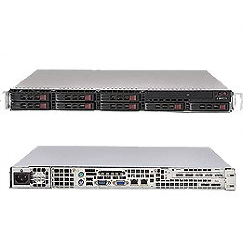 Supermicro SYS-1016I-M6F