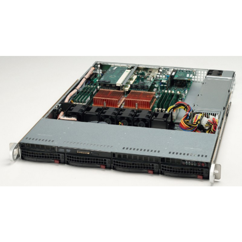 Supermicro CSE-815S+-560V /CSE-815S+-560B