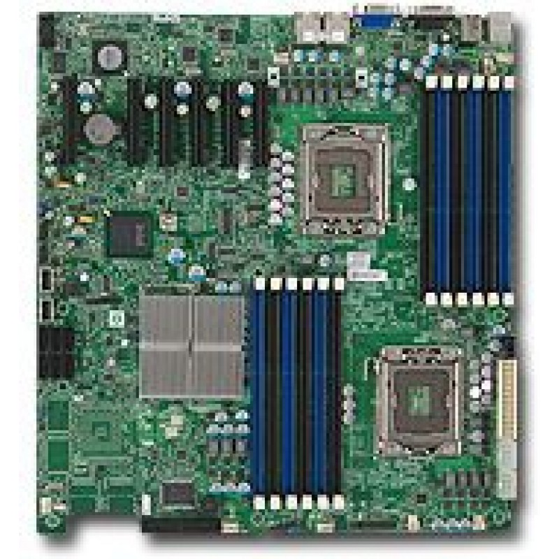 Supermicro MBD-X8DTE-F-O (Single)