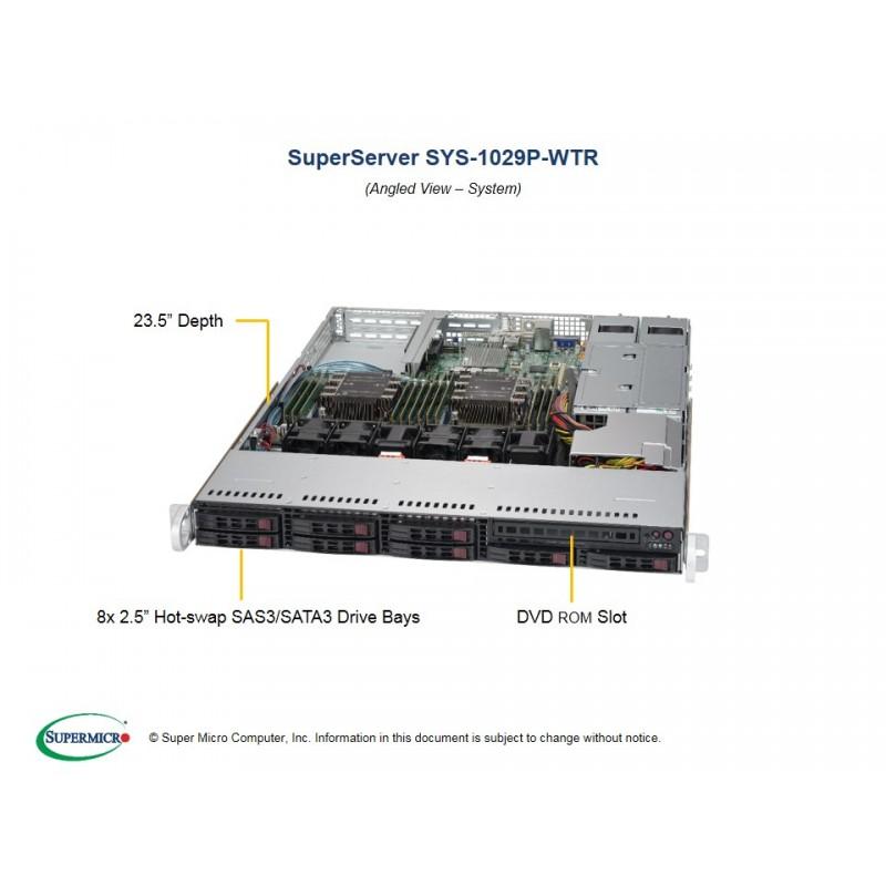 Supermicro SYS-1029P-WTR