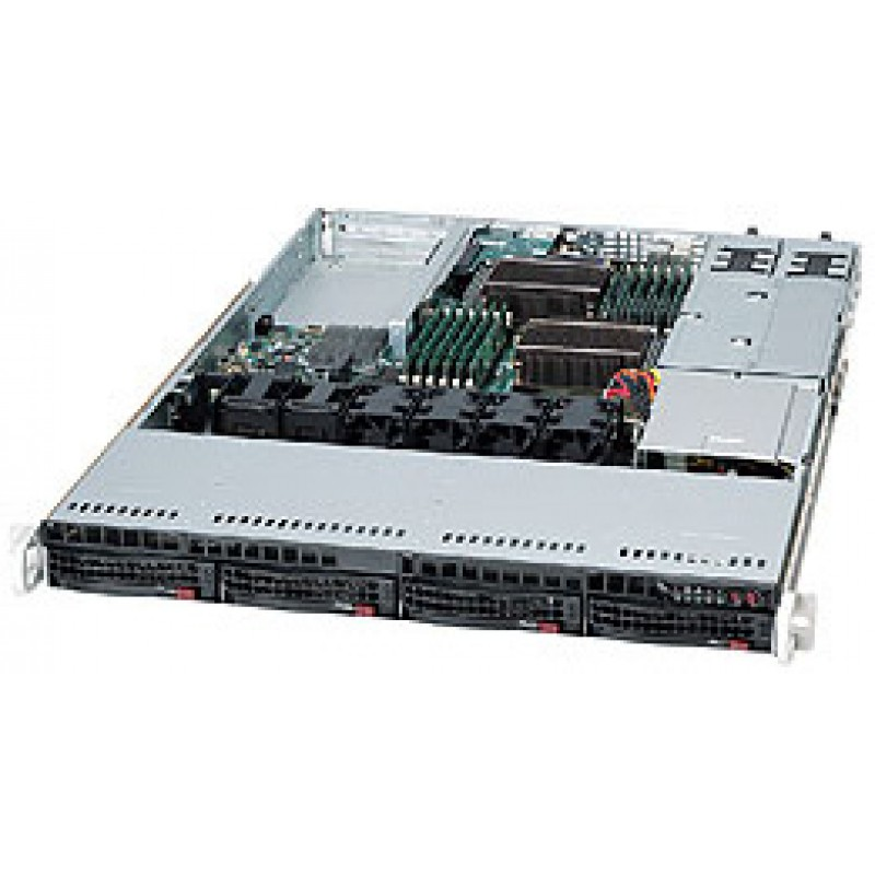 Supermicro CSE-815TQ-R500UB