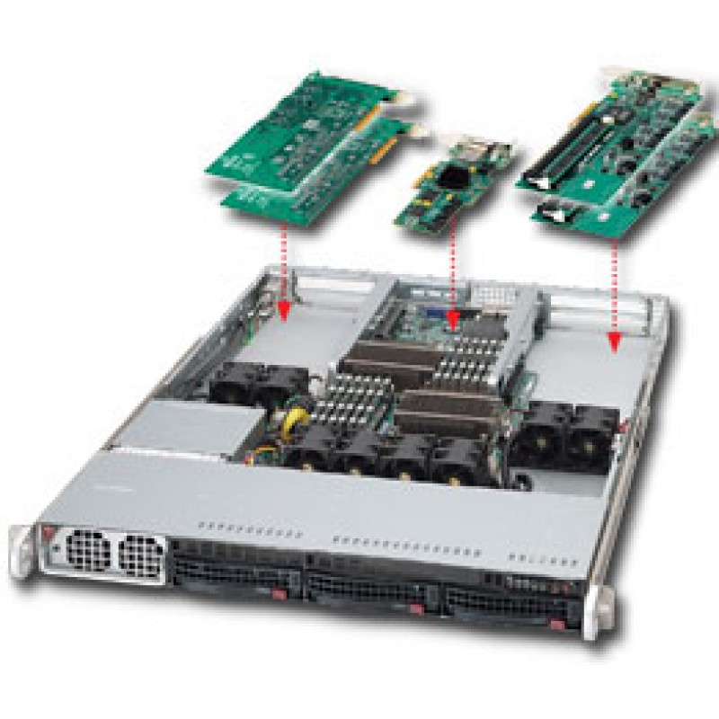 Supermicro SYS-6016XT-TF