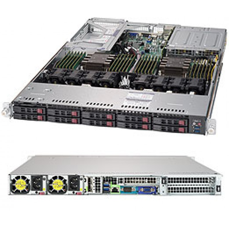 Supermicro SYS-1029U-E1CR25M