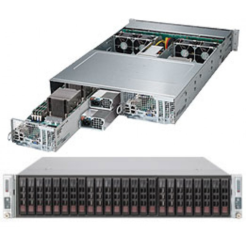 Supermicro SYS-2028TP-DECTR