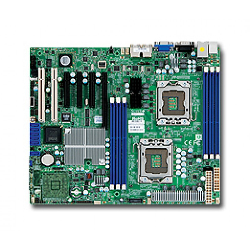 Supermicro MBD-X8DTL-i-O (Single)
