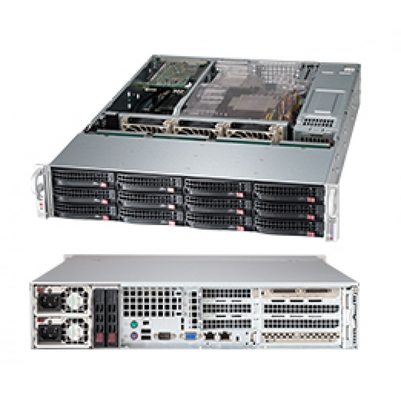 Supermicro CSE-826BE16-R920UB