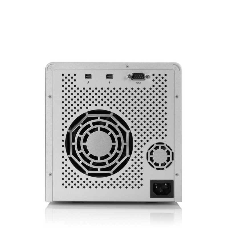 Promise Technology Pegasus R6 6TB (6 x 1TB) RAID systeem