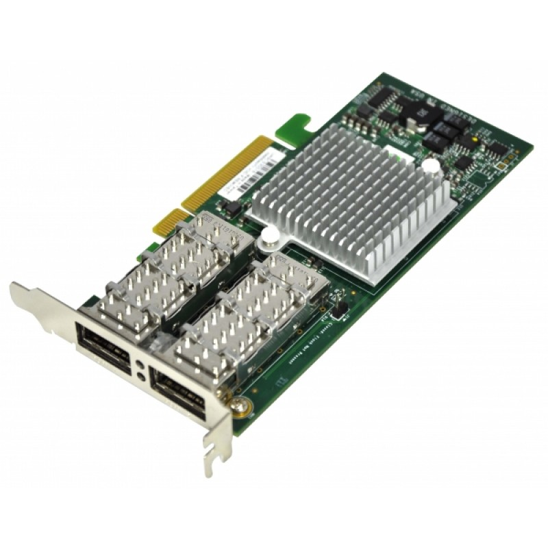 Supermicro AOC-UIBQ-M2 Dual Port 40Gbps InfiniBand Adapter