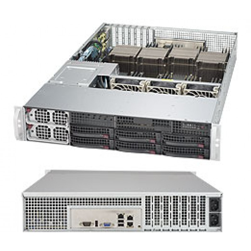 Supermicro SYS-8028B-C0R4FT