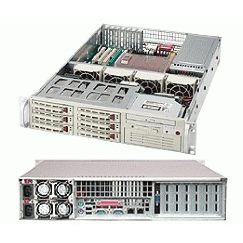 Supermicro CSE-823S-R500LPCSE-823S-R500LPB