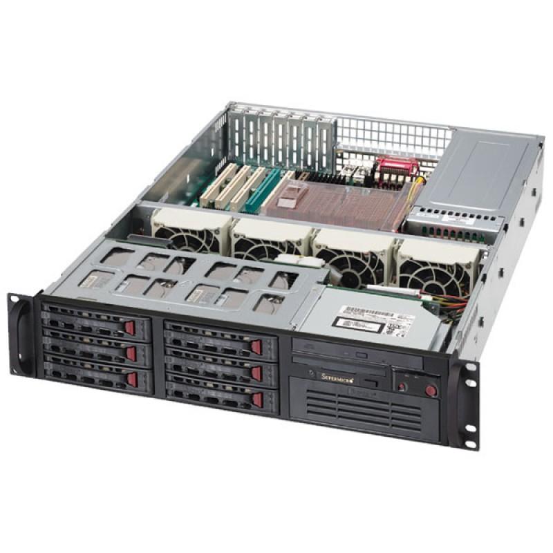 Supermicro CSE-825TQ-R700LPV /CSE-825TQ-R700LPB