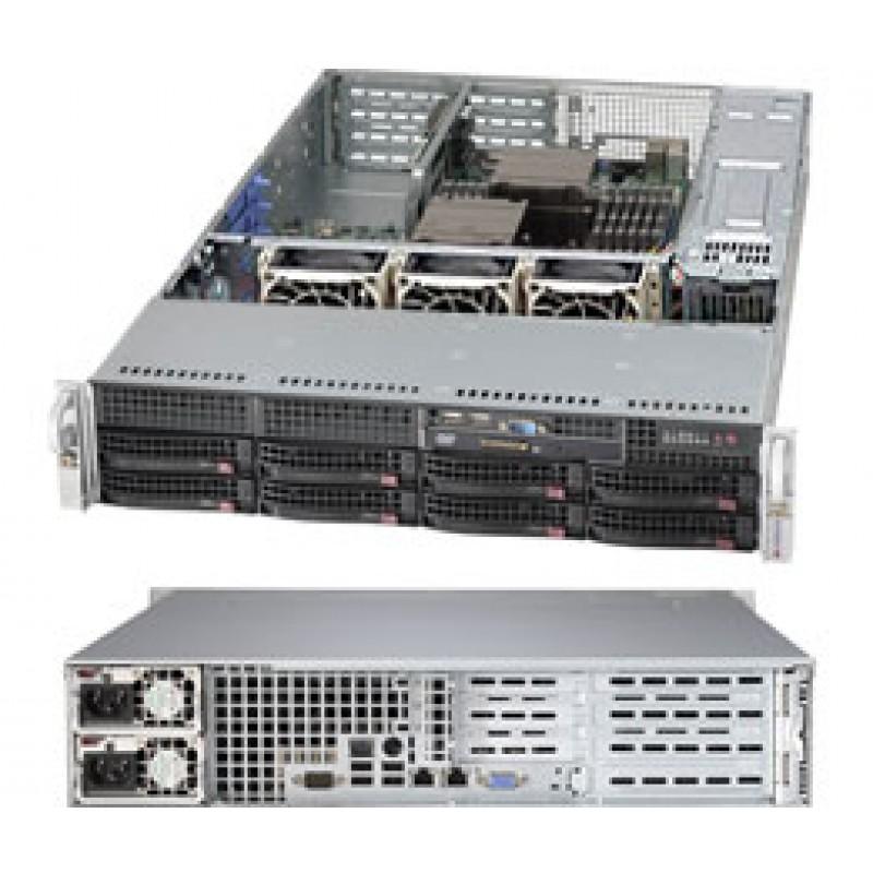 Supermicro CSE-825TQC-R740WB