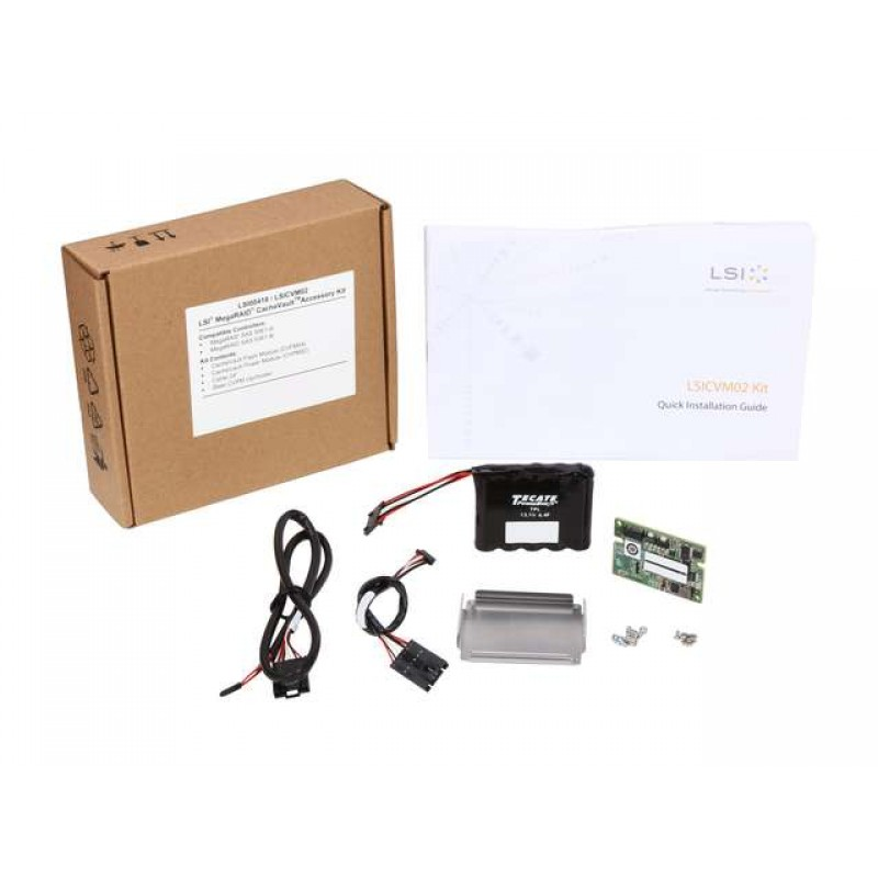 LSI LSI-LSICVM02 CacheVault Kit