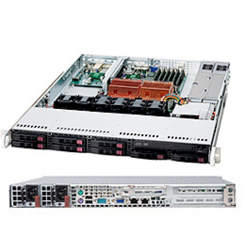 Supermicro SYS-1025C-URB