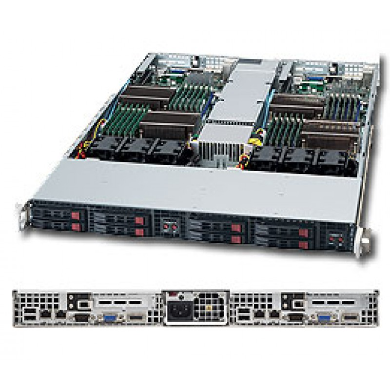 Supermicro SYS-1026TT-iNFF