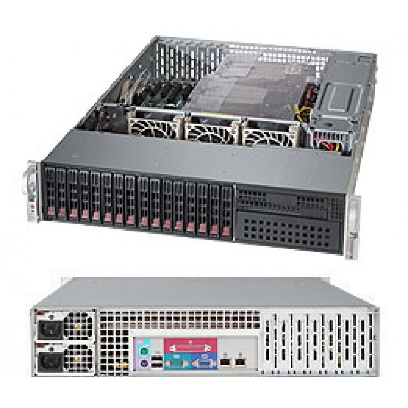 Supermicro Supermicro-SYS-2028R-C1RT
