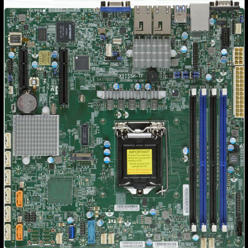Supermicro MBD-X11SSH-TF-B
